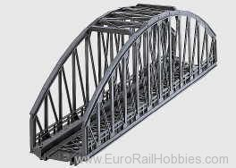 Marklin 7263 K/M ARCHED BRIDGE 14 1/8