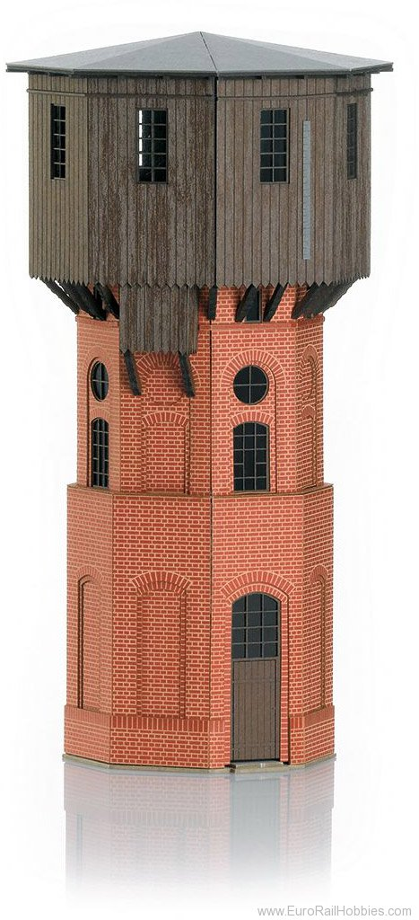 Marklin 72890 Sternebeck Water Tower Building Kit