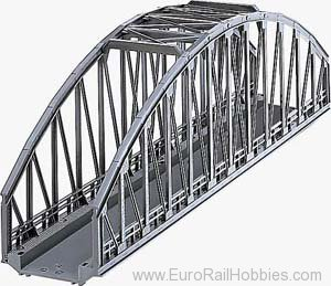 Marklin 74636 C TRACK ARCHED BRIDGE 14-3/16 99