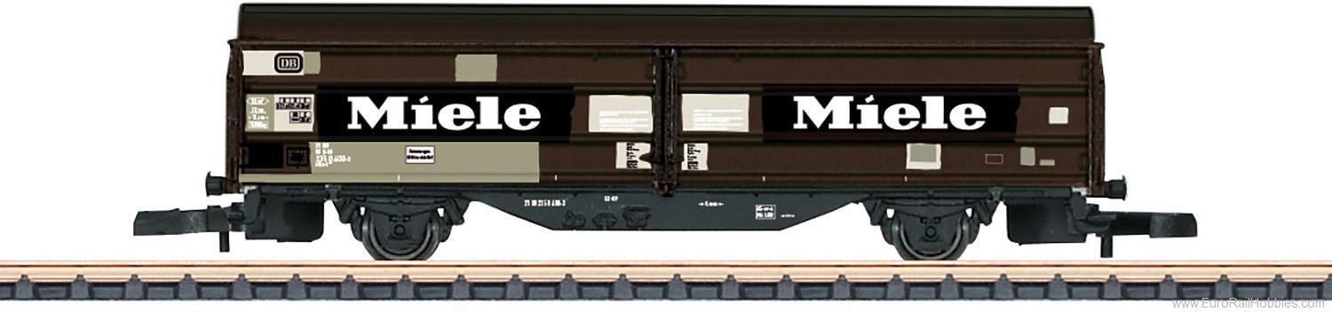 Marklin 80328 Insider Z Gauge Annual Car for 2018