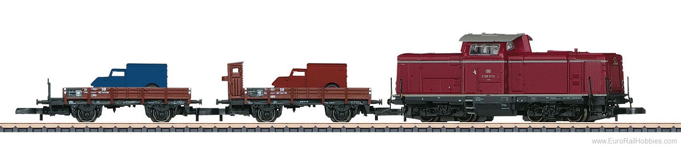 Marklin 81699 DB 'Light Freight Train' Train Set (Factory S
