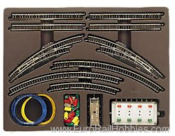 Marklin 8192 T1 ELECTRIC TRACK EXTENSION SET