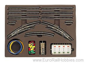 Marklin 8193 T2 ELECTRIC TRACK EXTENSION SET