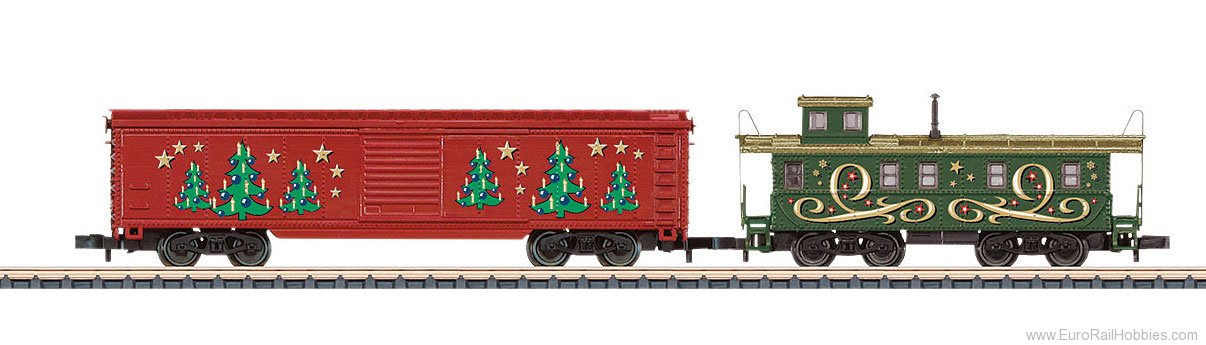 Marklin 82302 Christmas Add-On Car Set
