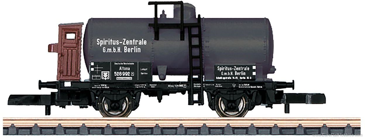 Marklin 82318 'DRG Liquids Transport' 3-Car Set