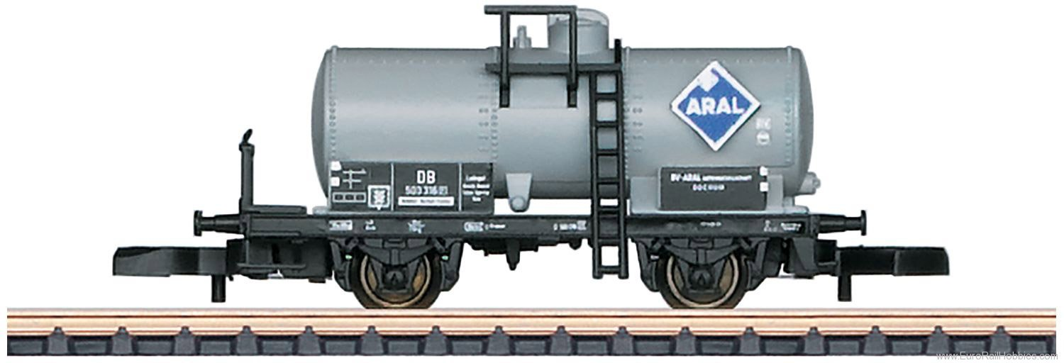 Marklin 82324 DB Aral Tank Car