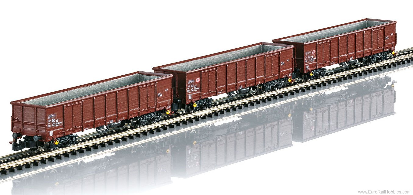 Marklin 82541 DB AG type Eanos-x 052  Freight 3-Car Set