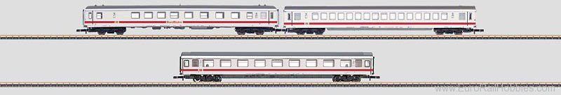 Marklin 87755 DB AG Intercity Car Set