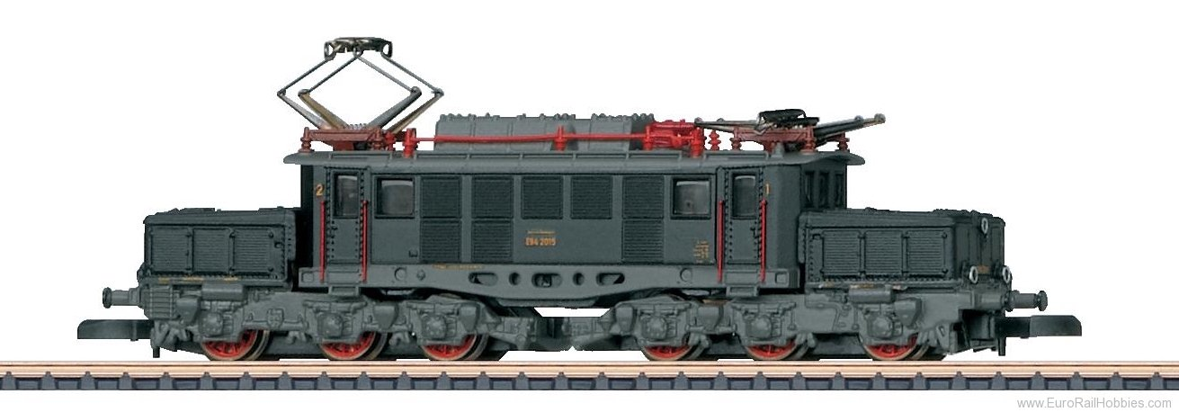 Marklin 88228 Marklin 2017 Toyfair DB cl E 94 Electric Loco