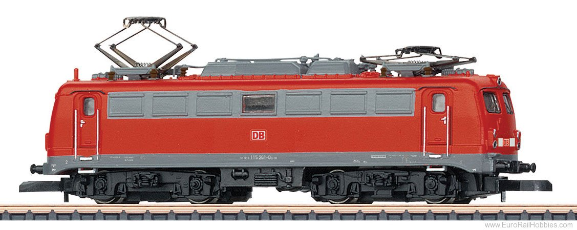 Marklin 88340 DB AG cl 115 Electric Locomotive