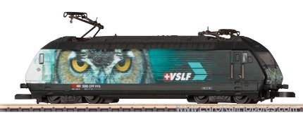Marklin 88467 SBB Electric Locomotive (Serie 460)