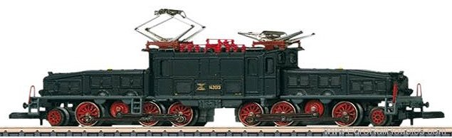 Marklin 88561 Toy Fair Locomotive: Crocodile Locomotive, bl