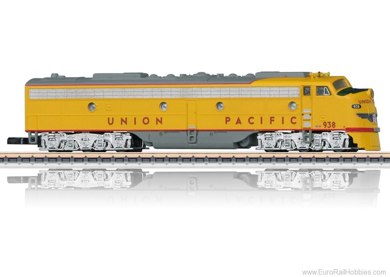Marklin 88627 Union Pacific E8 Diesel Electric Locomotive