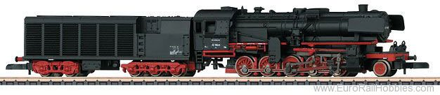 Marklin 88830 DB Class 52 Heavy Freight Locomotive with a C