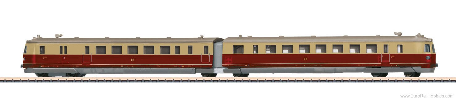 Marklin 88874 DR SVT 137 Powered Salon Rail Car