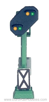 Marklin 89390 Z - Color Light Distant Signal (Entry Signal)