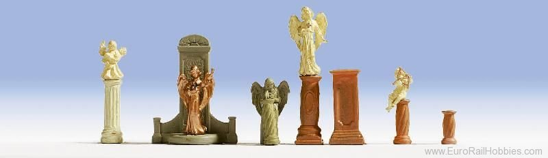 Noch 14872 Tomb Monuments and Statues