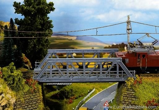 Noch 21330 Approach Bridge, to stick together, 18 cm lon