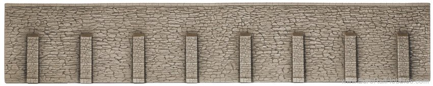 Noch 58066 Retaining Wall 33 x 12.5 cm (13.07 x 4.84 in.