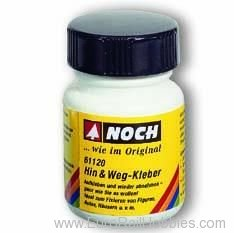 Noch 61120 Temporary Glue, 36 ml