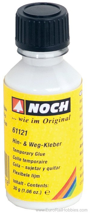 Noch 61121 Noch Temporary Glue