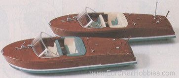 Preiser 17304 Speed Boats