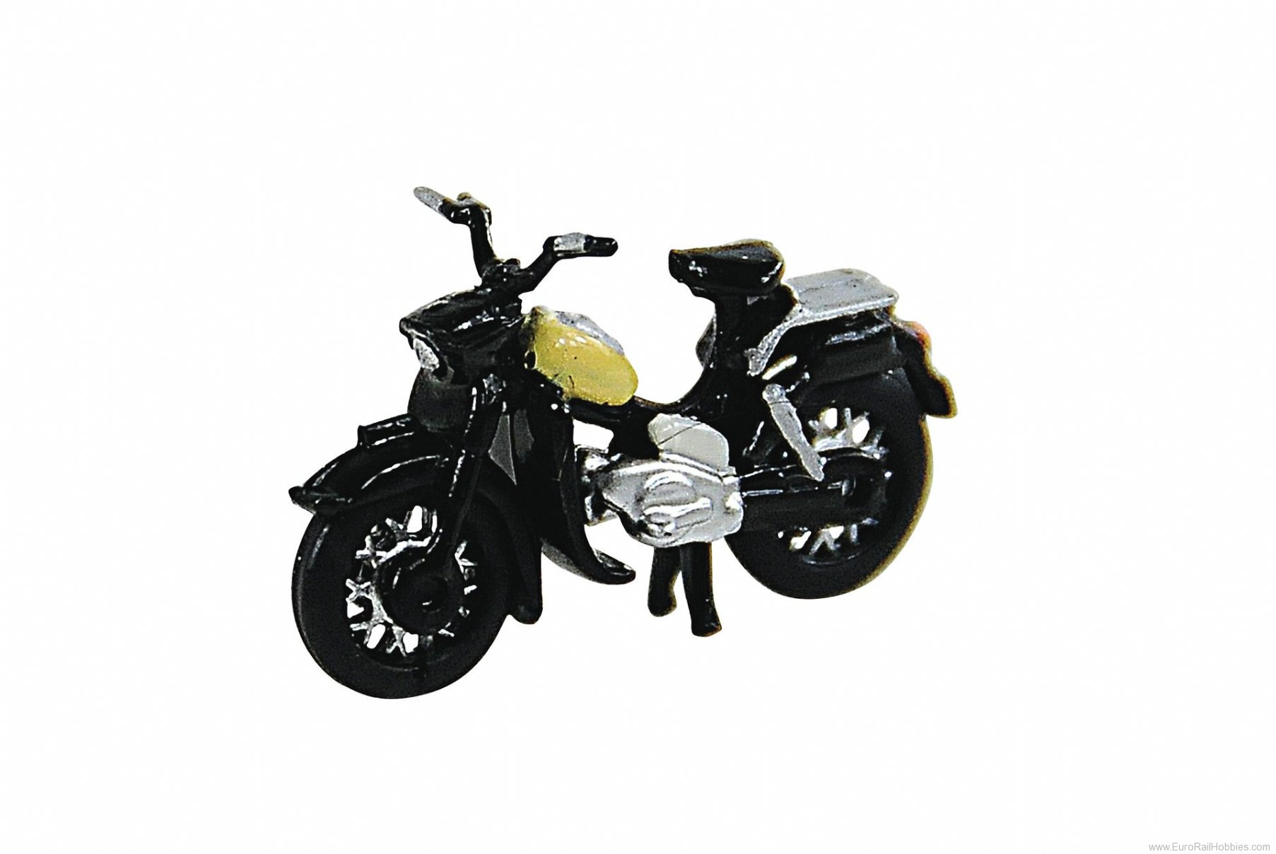 Roco 05377 Austrian Post Puch VS50 Motorcycle