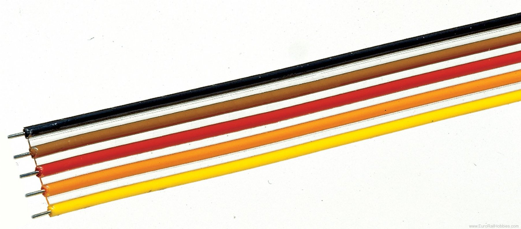 Roco 10625 Flat Cable 5-Strand