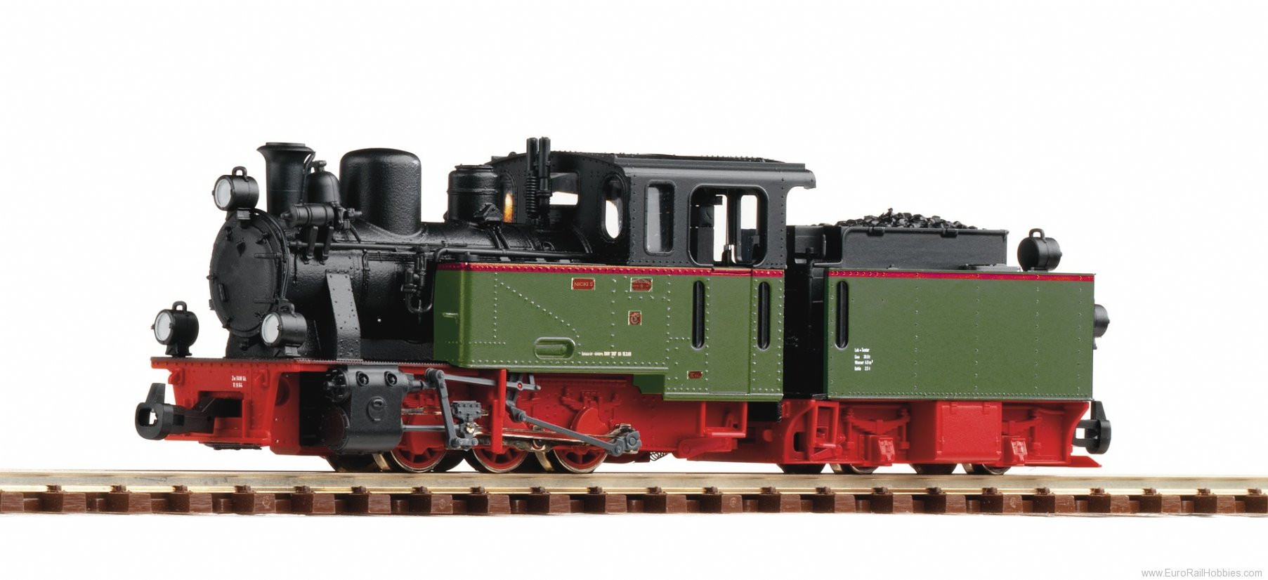 Roco 33237 Narrow gauge steam locomotive Nicki S