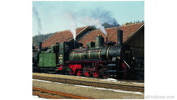 Roco 33265 Steam locomotive Rh 399.06, OBB
