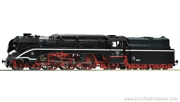 Roco 36033  18 201, DR Steam Locomotive