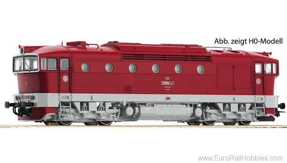 Roco 36269 Diesel loco T478.4  (Digital Sound)