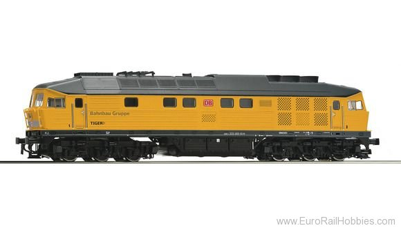 Roco 36284 Diesel locomotive series 233 493, DB AG (Digi