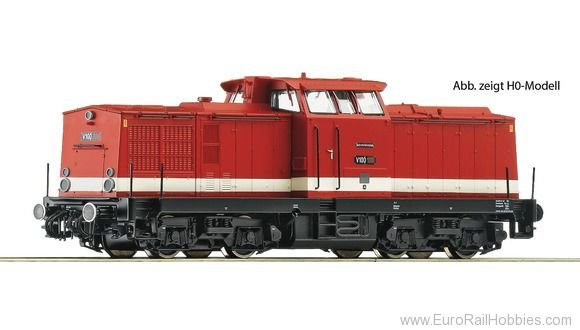Roco 36305 Diesel locomotive series BR 114, DR (Digital