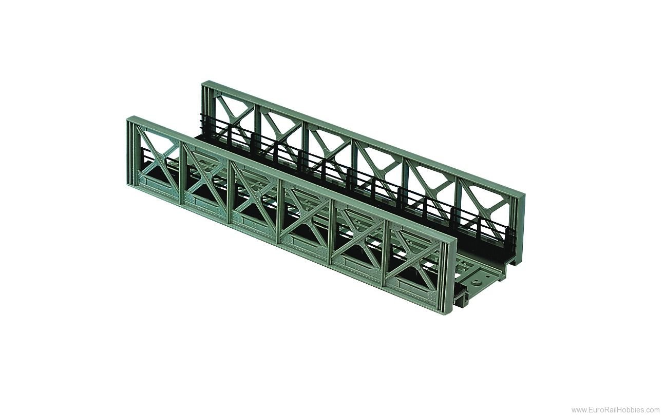 Roco 40080 H0 Girder Bridge, 228.6 mm long