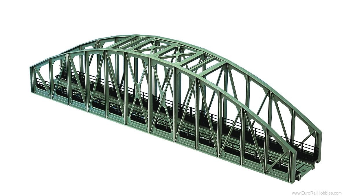 Roco 40081 H0 Large Steel Bridge. 457mm long