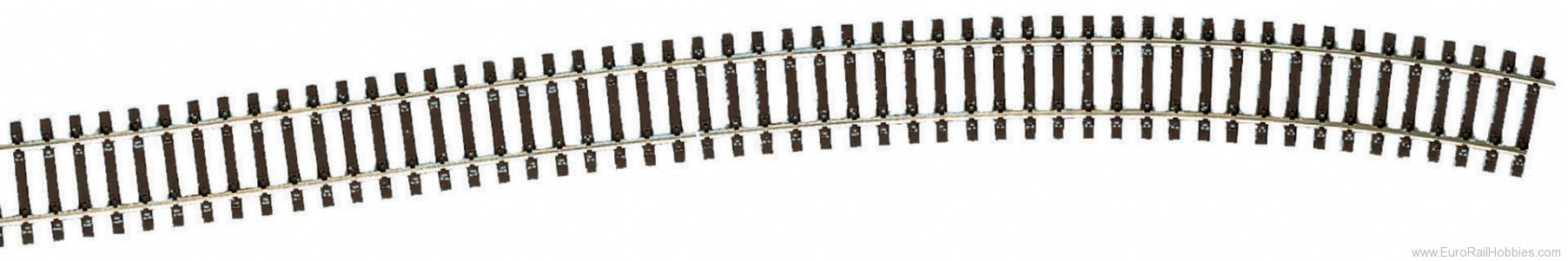 Roco 42400 H0/83 Flextrack with Wooden Ties (1)