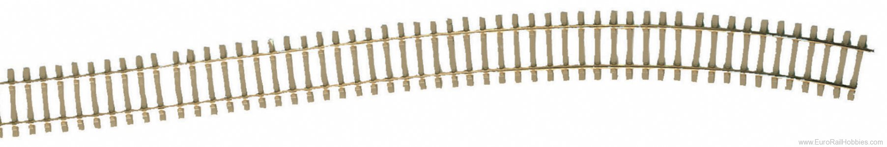 Roco 42401 H0/83 Flextrack with Concrete Ties (1)