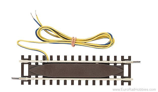 Roco 42421 H0/83 Terminal Track G 1/2 w/interference sup