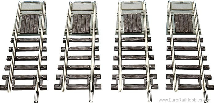 Roco 42616 H0/83 Connection Track for Turntable (4)