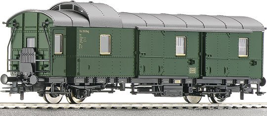 "Roco 44222 Baggage car ""Donnerbüchse"", DB"
