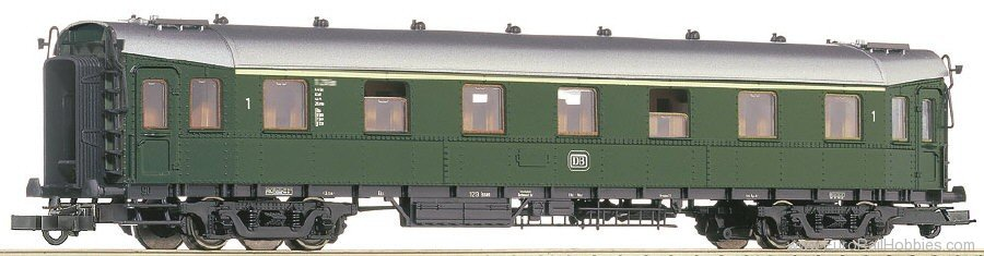 Roco 44444 DB A4uee Hecht Express Train Passenger car 1s