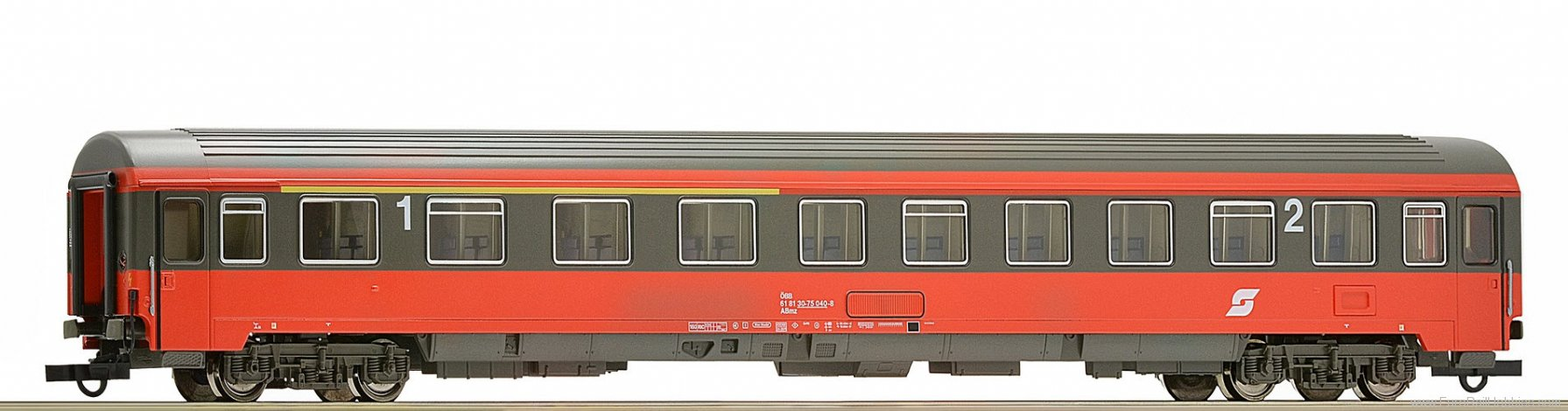 Roco 44645 1st/2nd class passenger carriage, OBB