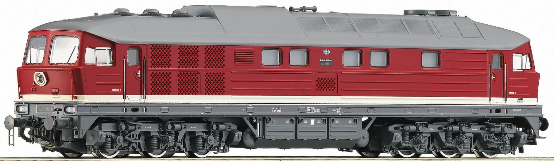 Roco 52463 DR BR 142 Diesel locomotive (Digital Sound)