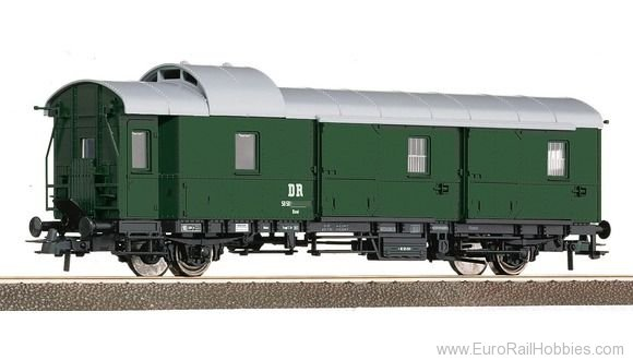 Roco 54204 Luggage wagon, DR
