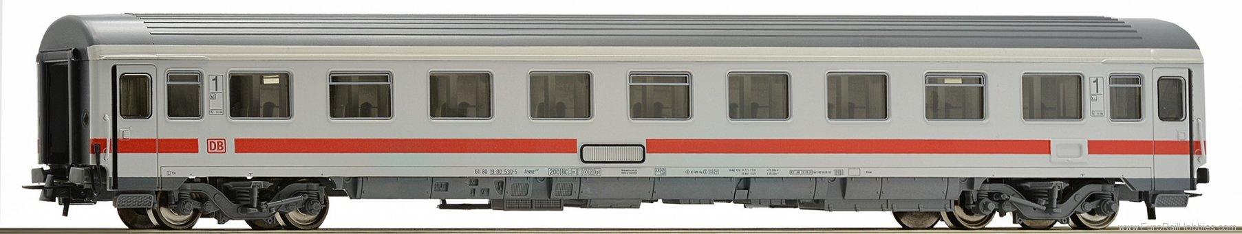 Roco 54260 1st class compartment car, DB AG
