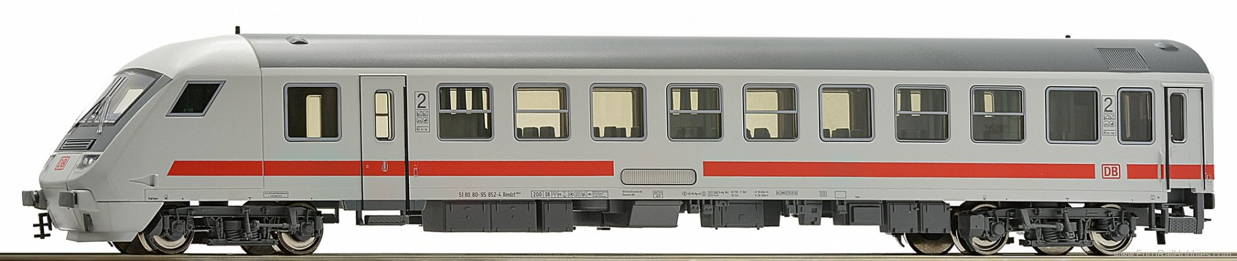 Roco 54262 IC cab car, DB AG