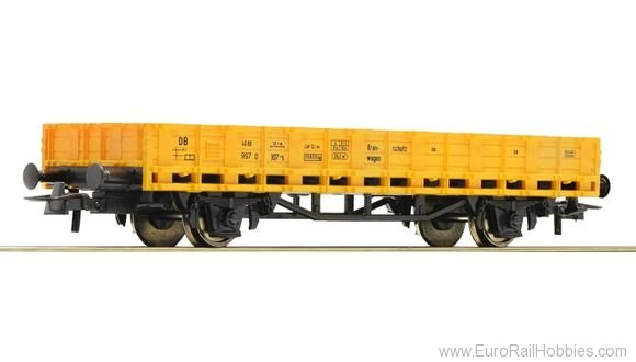 Roco 56322 Barrier wagon, DB AG