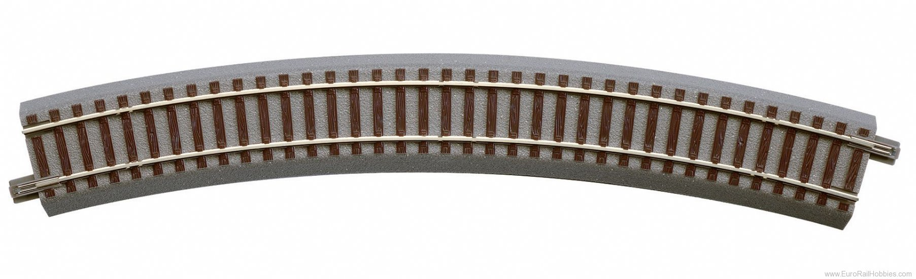 Roco 61124 geoLINE Curved Track R4