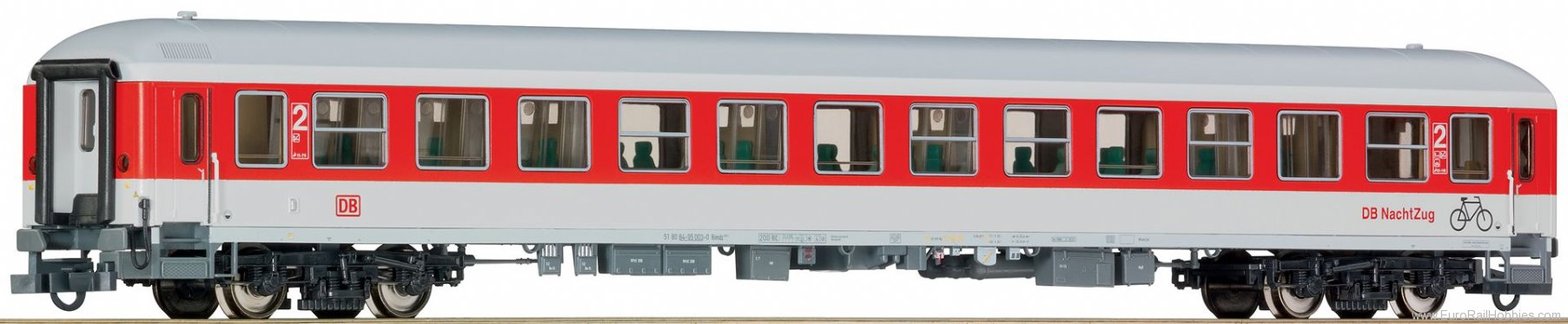Roco 64423 DB AG Bimdz Express Train Passenger car 2nd c